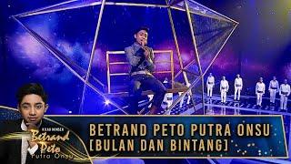 Superstar Betrand Peto Putra Onsu Bulan Dan Bintang Kilau Konser Betrand Peto Putra Onsu MP3