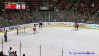 Gotta See It: Alexarder Barkov | Shootout Move vs Carolina Hurricanes