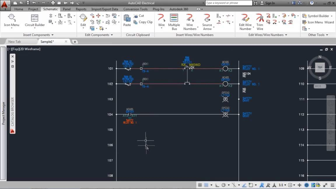 AutoCAD Electrical 2015 - Overview