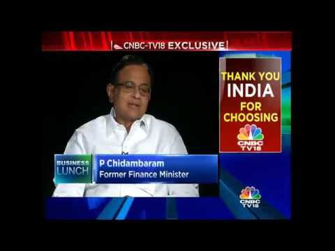 Regret Not Giving Rajan A 5-Year Term From The Very Beginning: Chidambaram