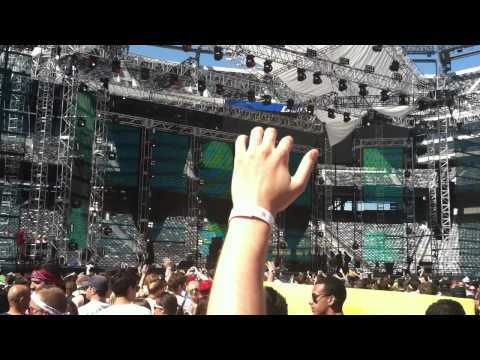 AN21 & Max Vangeli - Trio (Original Mix) Live @ EDC NYC