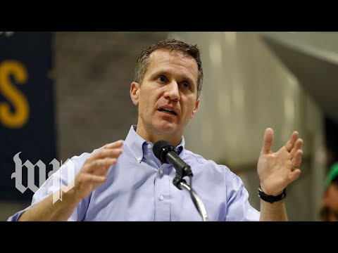 Missouri governor indicted on  eric greitens