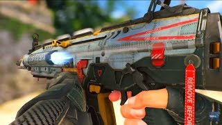 "*NEW ""AFTER BURNER"" DLC Weapon 😱 (COD BO4 RAMPART MASTERCRAFT)"