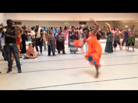 Diamano Coura West African Dance Conference | Oakland, USA