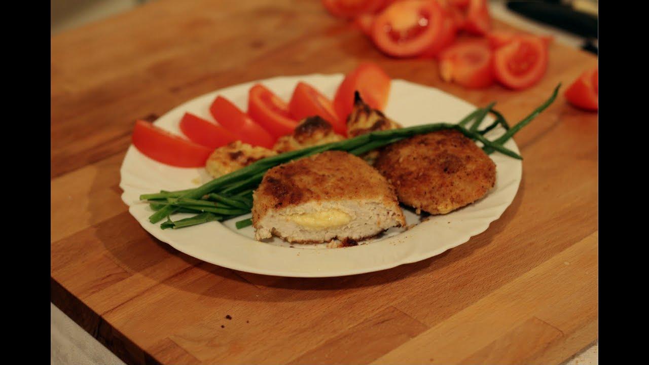 рецепт котлет с начинкой из сыра и яиц