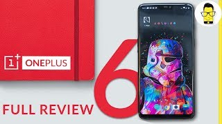 [India] OnePlus 6 Review: the most powerful phone of 2018, yet
