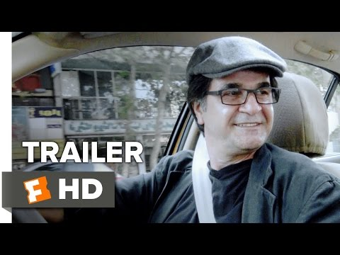 Jafar Panahi's Taxi Official Trailer 1 (2015) - Foreign Comedy HD