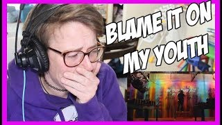 blink-182 - Blame It On My Youth (Lyric Video) | REACTION