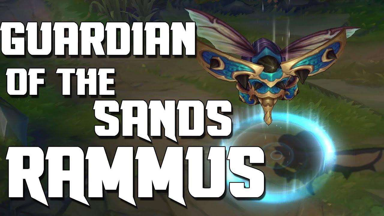 guardian of the sands rammus spotlight