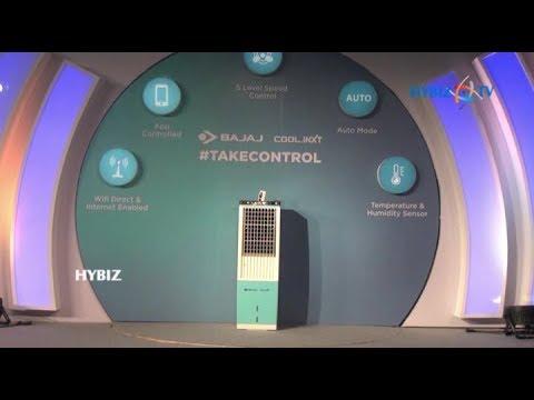 Bajaj Electricals Launches first IoT Air Cooler Bajaj Cool.iNXT