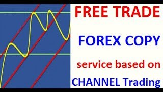 FREE Lifestyle, Forex Channel trading trade copying service. Easy Forex technique for busy traders