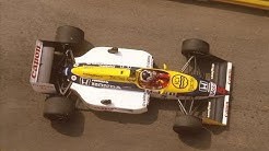 """Nigel Mansell: The """"most awesome"""" F1 car I ever drove"""