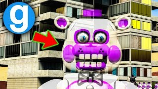 BRAND NEW PHANTOM FUNTIME TOY FREDDY PILL PACK! | Five Nights at Freddy's Garry's Mod For Kids