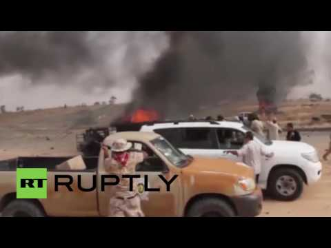 Libya: UN-backed brigades capture Sirte air base from IS forces