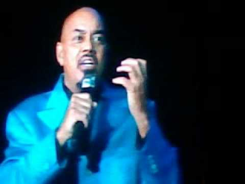 There's no easy way to break somebody's heart - James Ingram live in Manila Mp3