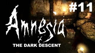 Amnesia: The Dark Descent Part 11 - Storage Explosive Mixture