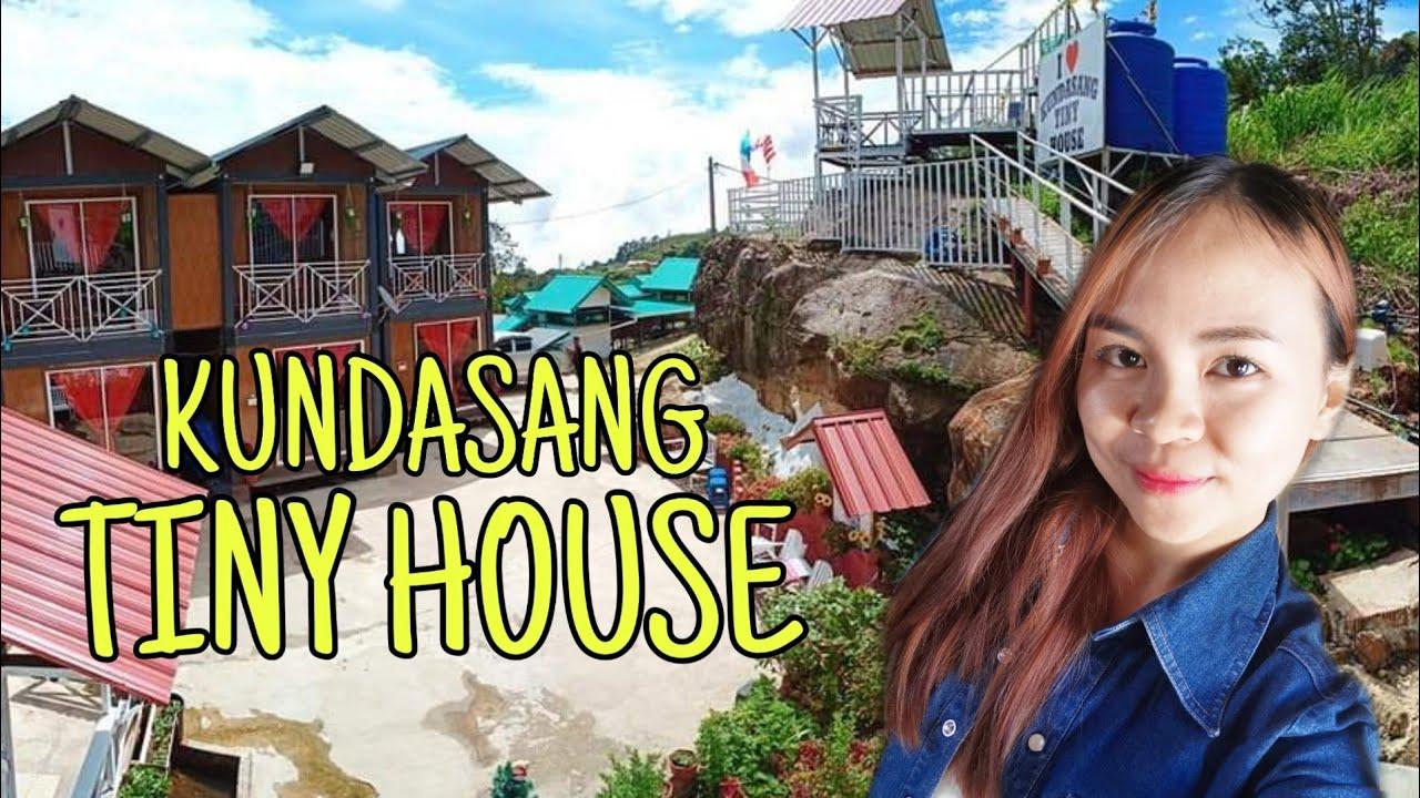 Shooting Di Kundasang Tiny House Homestay Cantik Di