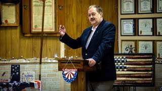 Is Don Blankenship Too Trump-Like Even for Trump? | NYT News