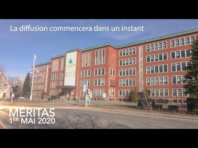 Méritas 2020 Institut maritime du Québec