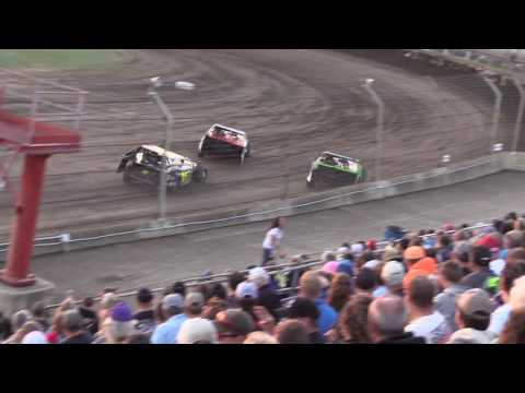 10 15 16 Modified Heat Race #4 Kokomo Speedway