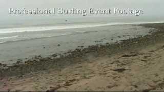 Chris Ward - Trestles Prime Surfing Event - Trials Finals 2012