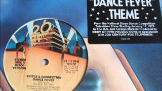 "Triple ""S"" Connection - ""Dance Fever"" Theme 1979"