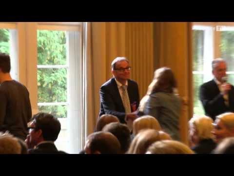 Semesterauftakt in der Villa Siemens - Start ins Studienjahr 13/ 14 an BSP & MSB