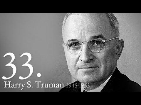 33 Harry Truman