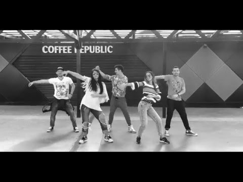 Yandel Ft. Pitbull Y El Chacal - Ay Mi Dios - Choreo By Cristina Dudu