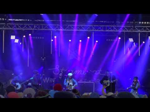 Elephant Revival - full set 2-26-17 WinterWonderGrass Steamboat Sprgs., CO SBD HD tripod