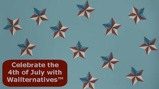 Wallternatives Wall Decals Americana Party Decor Thumbnail