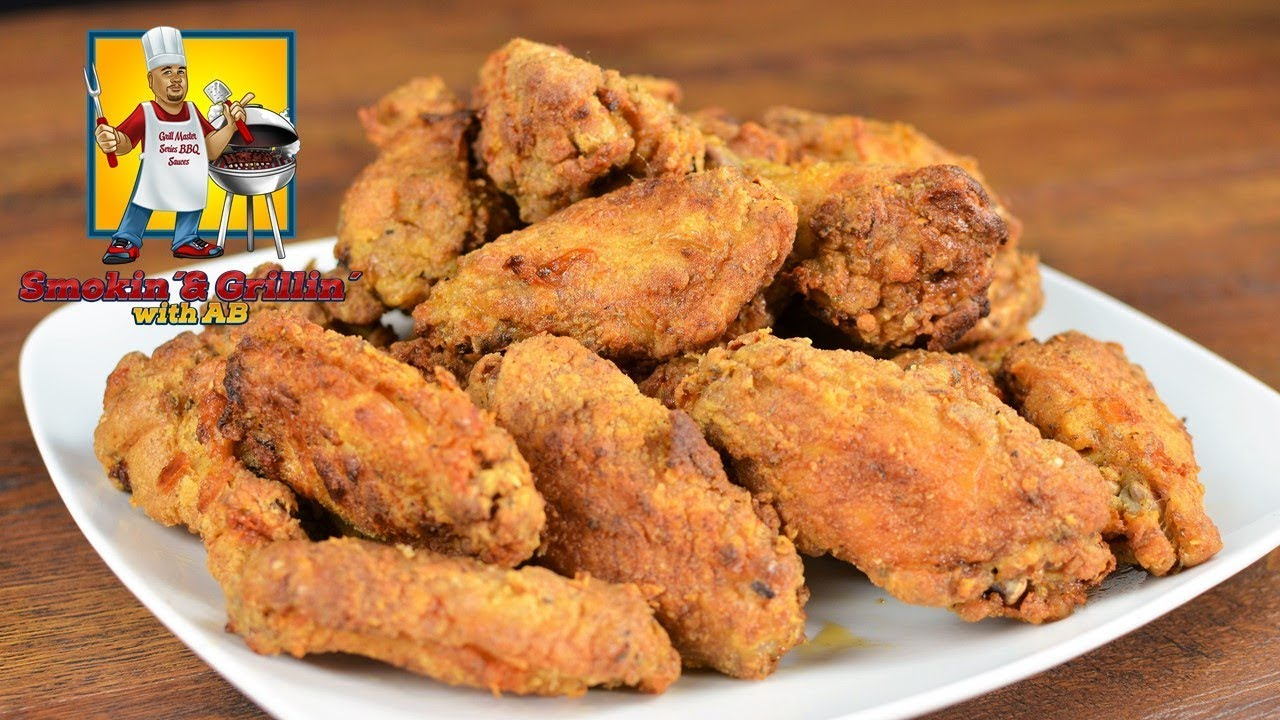 Crispy Chicken Wings With A Airfryer Youtube