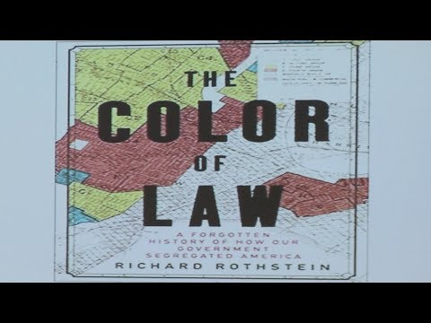 SEGREGATION: TWO SOCIETIES GENERATED BY US LAWS