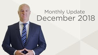 National Housing Market Update | December 2018 (Short)