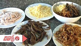 Ngon tuyệt bún thang lươn Hưng Yên | VTC