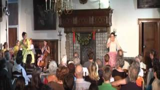 Ballet de la Paix, Berger et Bergères (herders en herderinnetjes), Stichting Kwast 2007.wmv