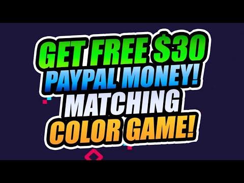 MAKE $30 FREE PAYPAL MONEY BY PLAYING MATCHING COLOR GAME | Paano Kumita Sa Paglaro Ng Cellphone!