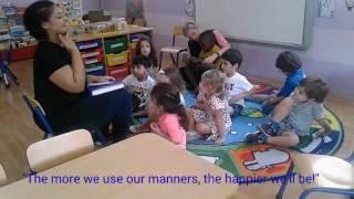 Blossom Burj Nursery Dubai -Sign Language Lessons