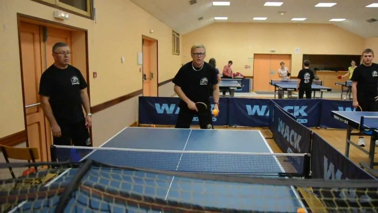 Tennis de table robot de la samsonnaise youtube - Tennis de table classement individuel ...