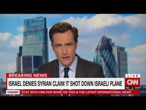Israeli Warplanes strike inside Syria near Palmyra