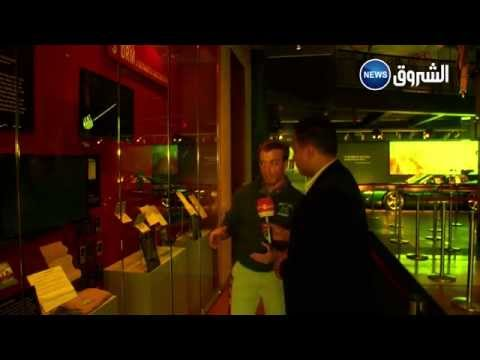 Reportage of  the International Spy Museum by the Journalist Fethi LEMEHANNET in Washington DC U.S.A