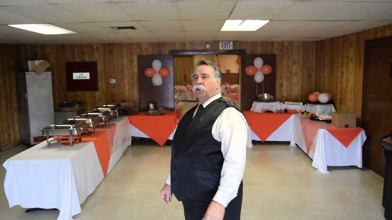 West Covina Vfw Post 8620 Banquet Hall Youtube