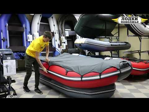 Как правильно закрепить транспортировочный тент (чехол) на лодку ПВХ. Тент для хранения лодки.