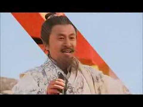 Liu Bang - Song of the Great Wind (Cantonese vs. Mandrin)