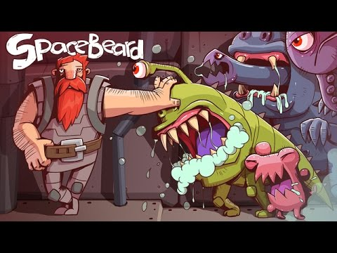 SPACEBEARD | iOS GAMEPLAY TRAILER