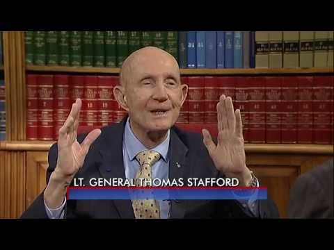 Cole on Congress with guest Lt. Gen. Thomas Stafford