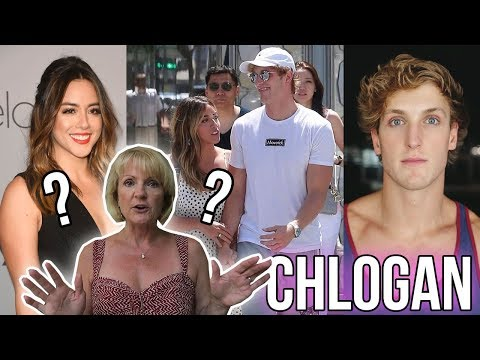 VLOGMOM THOUGHTS ON CHLOGAN! Chloe Bennet & Logan Paul