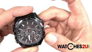 Casio Edifice Black (EQW-M600DC-1AER)