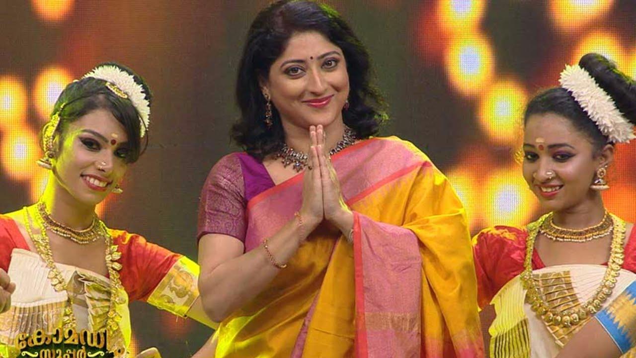Lakshmi Gopalaswami: Comedy Super NIte 2 With Lakshmi Gopalaswamy