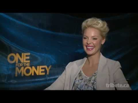 Katherine Heigl - One for the Money Interview with Tribute